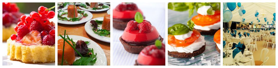 Hot and cold canapes, finger and fork buffets, afternoon teas, fine dining dinners to special occasions such as birthday parties and weddings